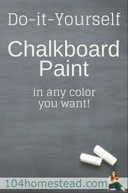 best 25 make chalkboard paint ideas on pinterest homemade