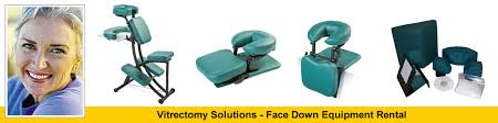 Comfort Solutions Vitrectomy Vitrectomy Solutions Facedown Recovery Rental Equipment