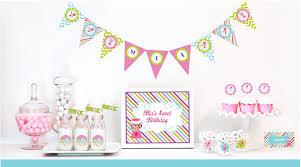 birthday party supplies birthday