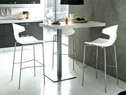 table cuisine pivotante table haute de cuisine avec rangement bar de cuisine avec