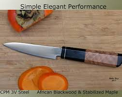 Japanese Style Kitchen Knives Japanese Knives Etsy