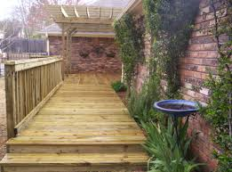 wood decks minden bossier city shreveport la sunset decks