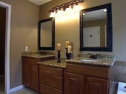 Install A Bathroom Vanity by Install A Double Sink Bathroom Vanity And Installing Bathroom