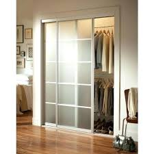 Truporte Closet Doors Truporte Closet Doors In X In Series White 3 Lite Tempered