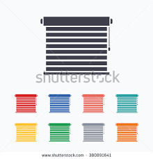 Colored Blinds Window Blinds Stock Images Royalty Free Images U0026 Vectors