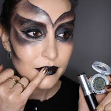 sweet jade tears halloween makeup black spirit