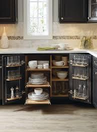 thomasville glass kitchen cabinets thomasville cabinetry organization and storage