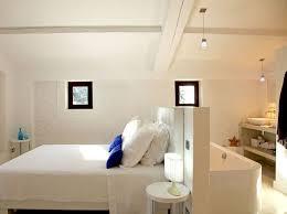 dans chambre salle de bain ouverte dans chambre home design nouveau et