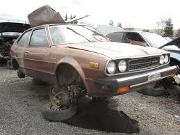 vintage honda accord junkyard find 1979 honda accord lx the truth about cars