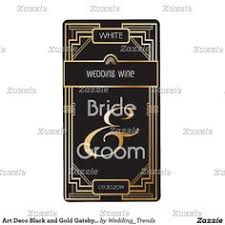 gold wine bottle table numbers table number wine label wedding wine label custom wedding wine