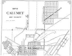 map of calumet michigan the pioneers of calumet michigan september 2008