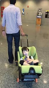 the car seat lady u2013 tips for easier plane travel with kids