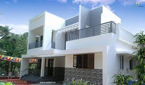 Outstanding Contemporary House Plans In Kerala 88 About Remodel