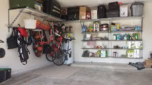 garage garage metal shelving ideas best garage wall organizer