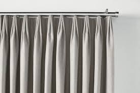 Curtains For Traverse Rod Custom Curtain Rods Curtains For A Traverse Rod Brilliant Pleated
