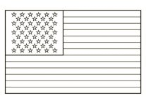 us flag coloring page american flag coloring sheets coloring pages free