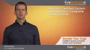 red hat certified system administrator rhcsa complete video