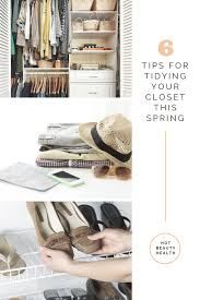 spring cleaning closet 6 spring cleaning tricks to whip your closet into shape