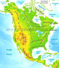 North America World Map by World Map Mountain Ranges World Map Mountain Ranges World Map