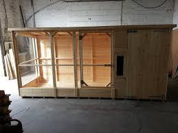 Large Rabbit Hutch With Run 12x4x6ft Rabbit Kennel And Run Boyle U0027s Pet Housing