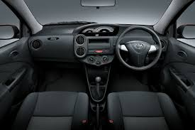 toyota releases interior shot of south african spec etios