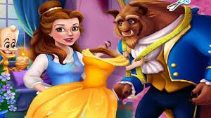 disney princess belle games compilation disney beauty