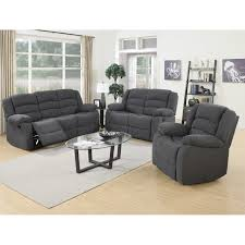 Sofa And Recliner Recliners Chairs Sofa Leather Reclining Sofa Set For