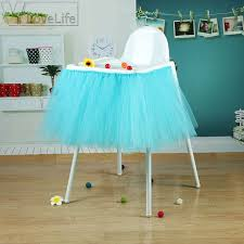 baby shower chair decorations turquoise tutu skirt tulle chair skirts baby shower boy birthday