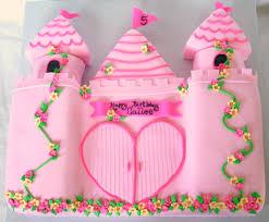a sweet cake castle