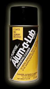 alum a lub cleans lubricates protects all metal and vinyl