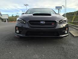 grey subaru new 2016 subaru wrx sti limited with lip stk album on imgur