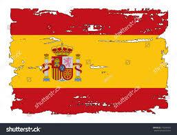 Spainish Flag Grunge Spain Flag Spanish Flag Stock Vector 770343952 Shutterstock