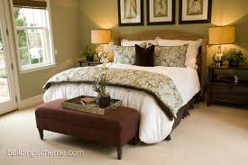 about take it to the bedroom also how decorate a with green walls