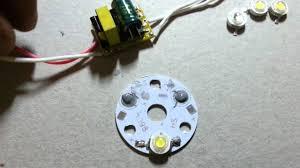Home Led Light Bulbs by How To Make Led Bulbs At Home Youtube