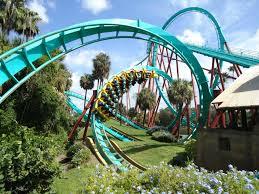 kumba busch gardens tampa roller coaster pinterest