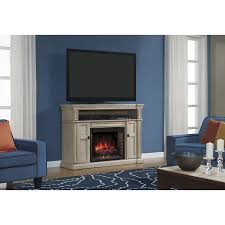 tv stand with electric fireplace fire pit heaters stands classic