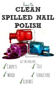 how to clean wet nail polish from carpet carpet vidalondon