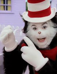Cat In The Hat Meme - q mike myers gif find download on gifer