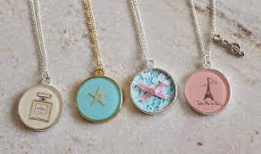 diy picture necklace images Diy resin necklace customizable photo necklaces resin or mod jpg