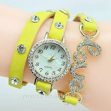 leather wrap bracelet watches images Women new crystal wrap bracelet watches ladies luxury diamond jpg