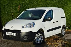 used 2014 peugeot partner hdi s l1 850 van 1 owner fsh for sale in