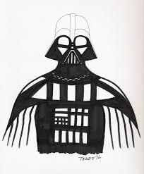 darth vader star wars sketch by tradd moore in andrew christman u0027s