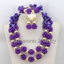 beaded necklace styles images Splendid nigerian wedding beads jewellery set choker necklace set jpg