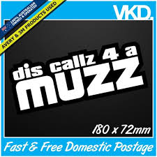 Meme Stickers For Facebook - dis callz 4 a muzz sticker decal dance facebook zyzz funny meme