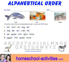 ideas of abc order 2nd letter worksheets with proposal huanyii com