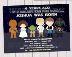 star wars birthday invitations plumegiant com