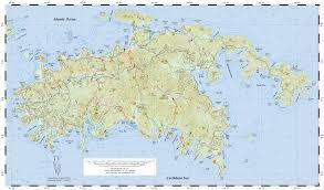 St Thomas Virgin Islands Map Saint John Usvi Images Reverse Search