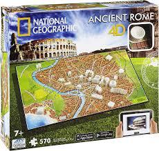 amazon com 4d cityscape inc 4d national geographic ancient rome