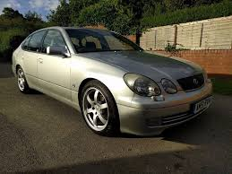 lexus car 2001 2001 lexus gs430 se silver lowered 18