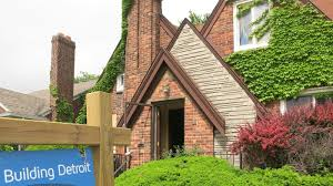 tudor style houses for sale detroit land bank seeks buyers for vacant houses npr